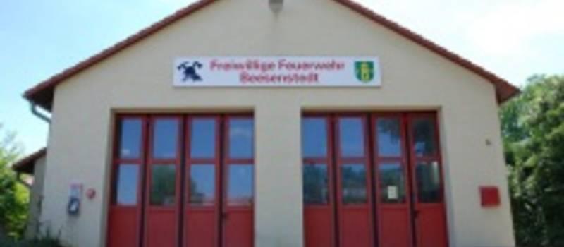 feuerwehr beesenstedt
