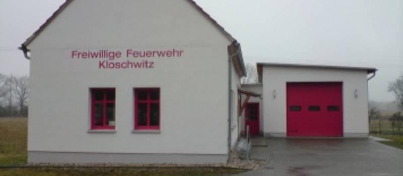 feuerwehrhaus kloschwitz