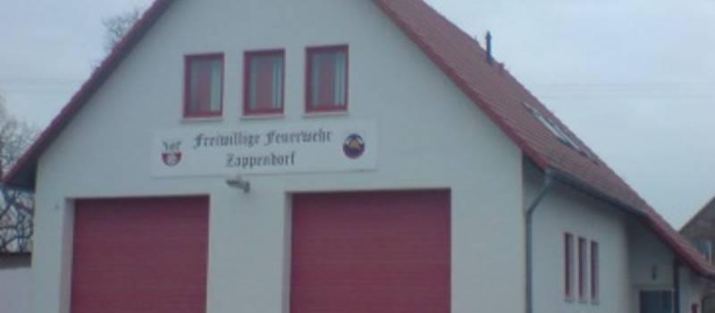 feuerwehrhaus zappendorf